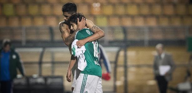 Alan Kardec e Valdivia estão em boa fase e são as armas ofensivas do  Palmeiras 11a3768dc7c61