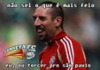 Corneta FC: Jogadores do Bayern tiram onda com o São Paulo