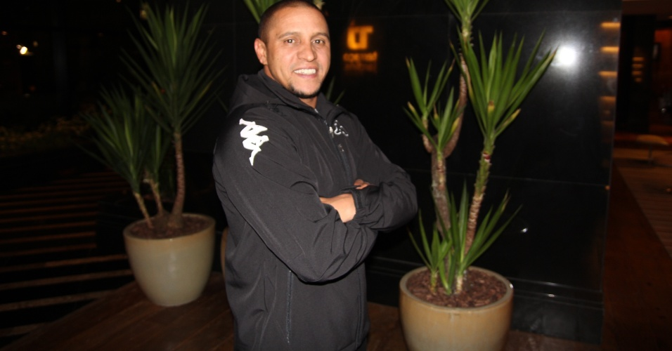 Roberto Carlos está como técnico do Sivasspor, da Turquia