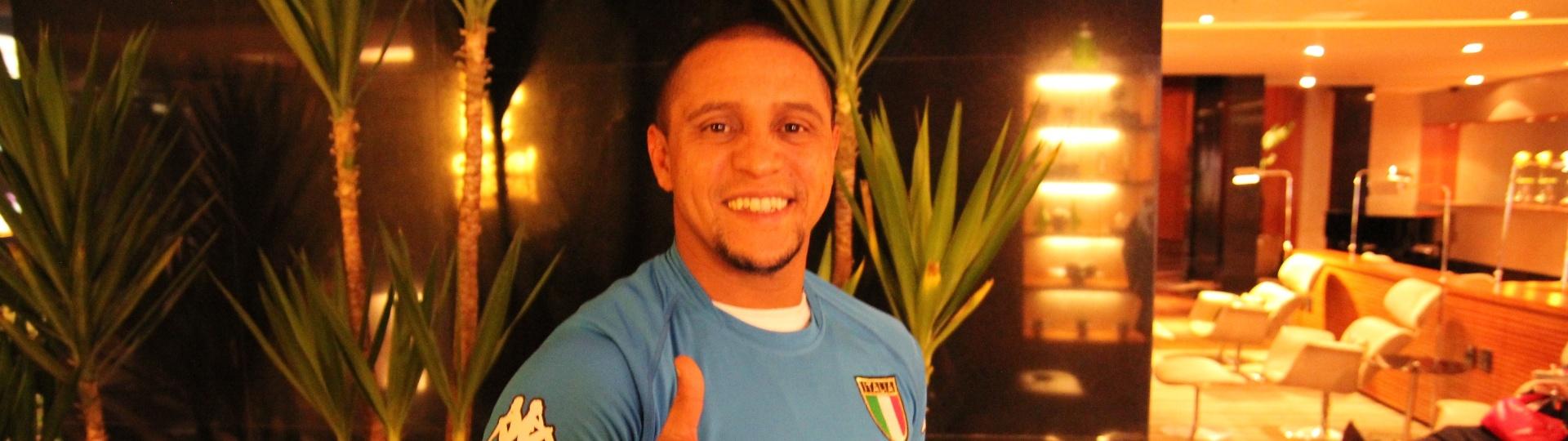 Roberto Carlos, técnico do Sivasspor