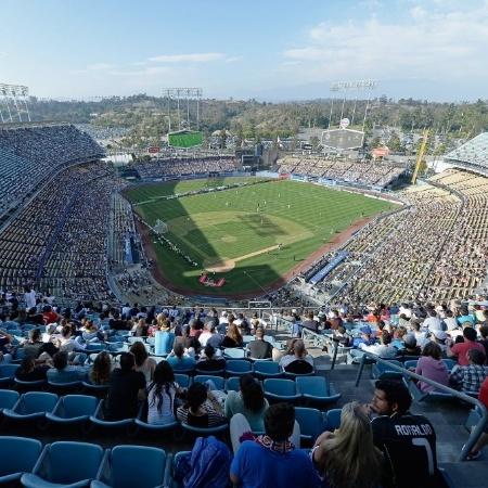 Dodger Stadium  - Kevork Djansezian/Getty Images/AFP