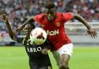 Após ter defendido a Inglaterra, atacante é liberado para seleção marfinense - AFP PHOTO/JONATHAN NACKSTRAND