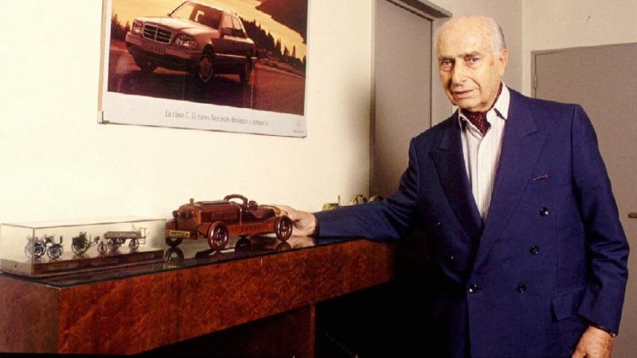 Juan Manoel Fangio foi campeão da temporada 1951 da Fórmula 1 pela Alfa Romeo - Reuters