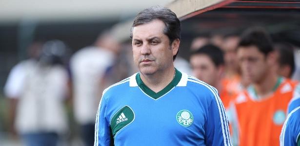 Técnico Gilson Kleina, hoje no Palmeiras, passou pelo Paysandu no início da carreira - Robson Ventura/Folhapress