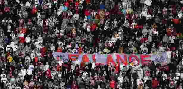 Quinta, às 19h30: quase 26 mil pessoas no Morumbi assistem ao empate entre São Paulo e Atlético-PR - Junior Lago/UOL