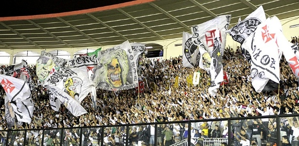 São Januário foi liberado para receber mais de 21 mil torcedores no Vasco x Corinthians