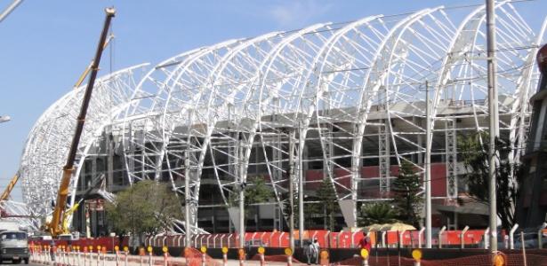 Verba do Ministério do Esporte não garante construção de estacionamento para equipes de TV para Copa