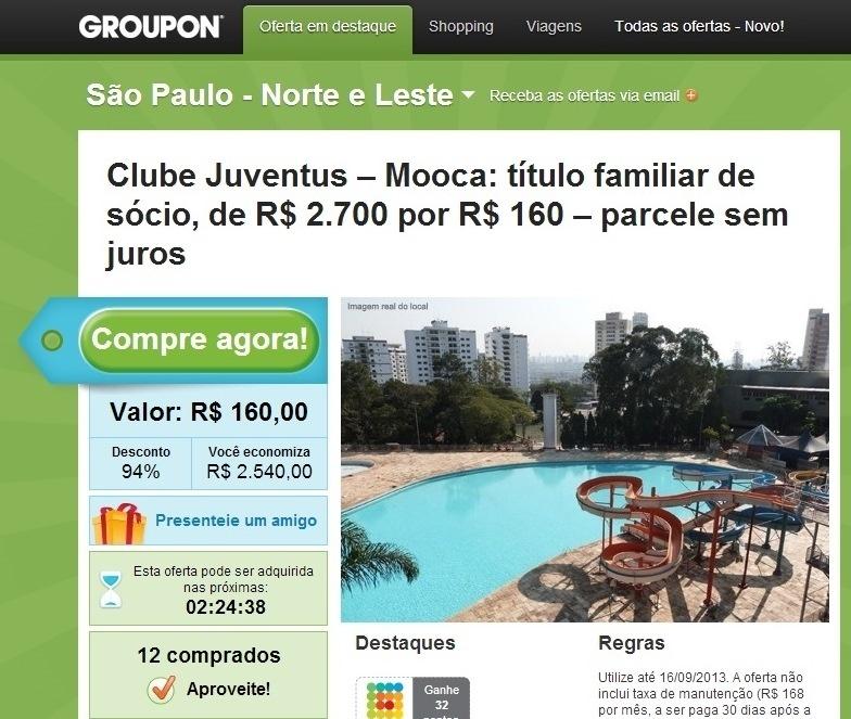 87e2109c84 Juventus usa compra coletiva por sócios