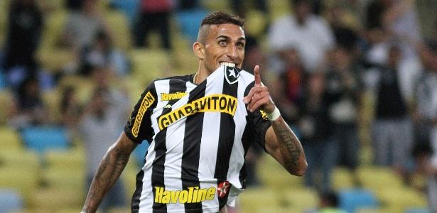 Rafael Marques conheceu Sassá no Botafogo. Agora eles se reencontram no Cruzeiro