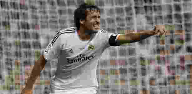 Raúl é um dos maiores ídolos da história do Real Madrid - EFE/Alberto Martín
