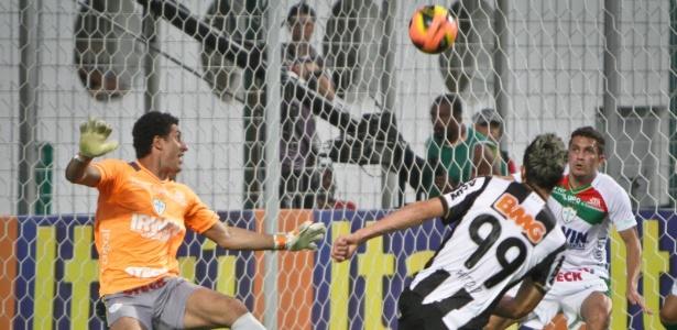 A última vez que Lauro enfrentou o Atlético-MG foi em 2013, quando defendia a Portuguesa