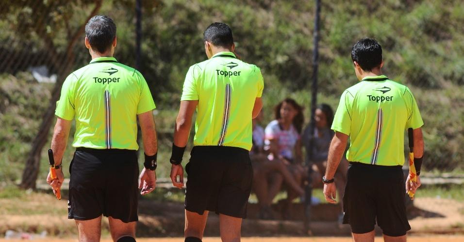 São Jorge empatou por 1 a 1 com o Ipanema
