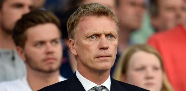 David Moyes é o novo técnico do Sunderland