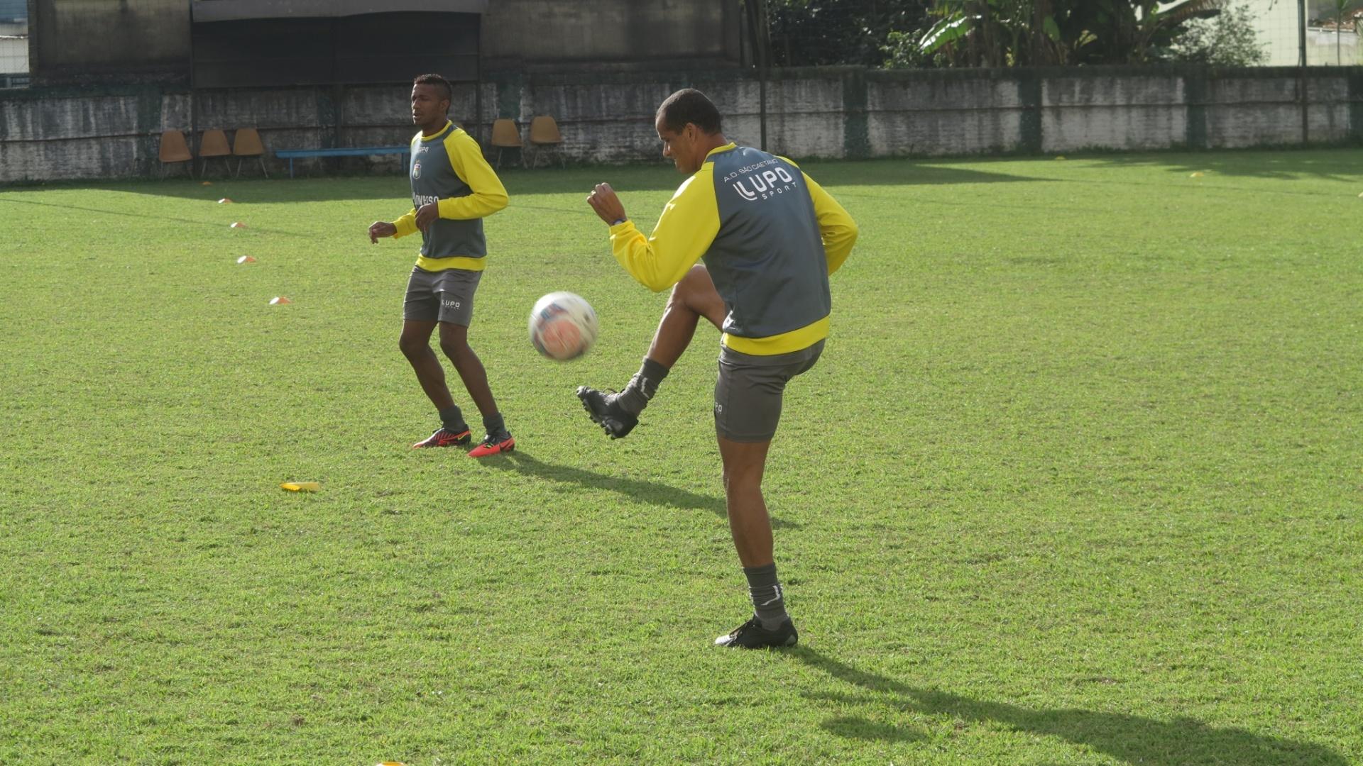 Com Rivaldo, o clube caiu para a segunda divisão do Campeonato Paulista