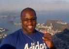 A passagem do judoca multicampeão Teddy Riner pelo Rio de Janeiro - Reprodução/Facebook
