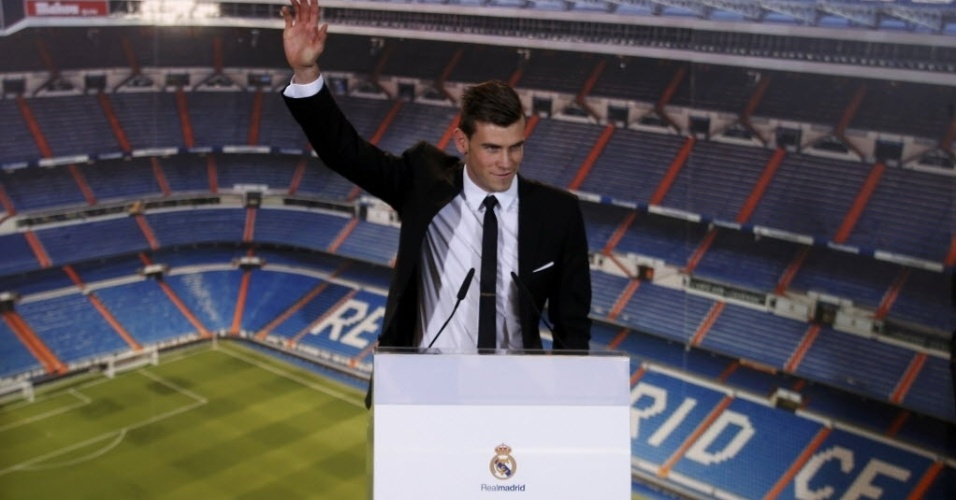 Gareth Bale diz que realiza um sonho estando no Real Madrid