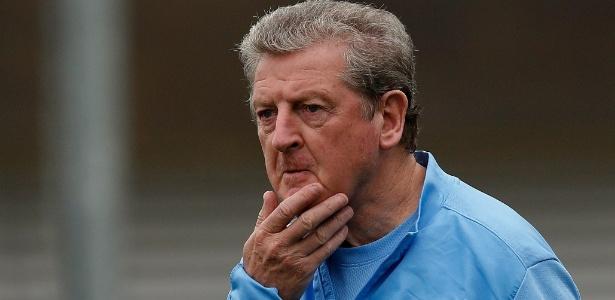 Roy Hodgson assumiu a seleção inglesa em maio de 2012 após a saída do italiano Fabio Capello