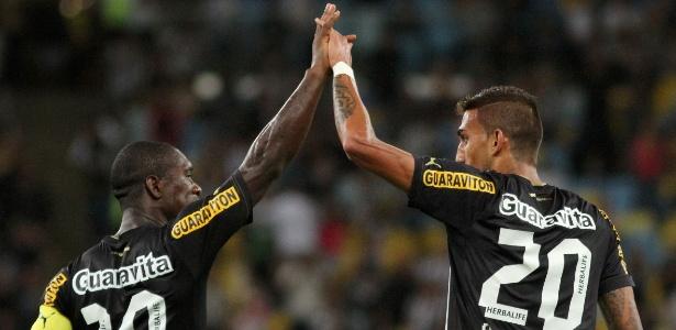 Atacante cresceu com Seedorf e diz que pode ajudar o Cruzeiro como falso 9 - Divulgação/Vitor Silva/SSPress
