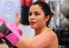 Campeã do BBB11 usa boxe para definir corpo e jiu-jitsu como defesa pessoal