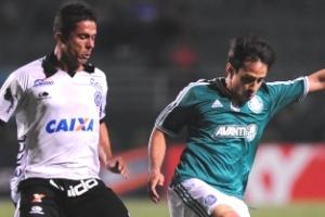 Partida entre Palmeiras e ASA pela Série B