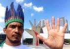 Mestre indígena de judô tenta levar corrida de toras para Rio-2016 - Reprodução/Facebook