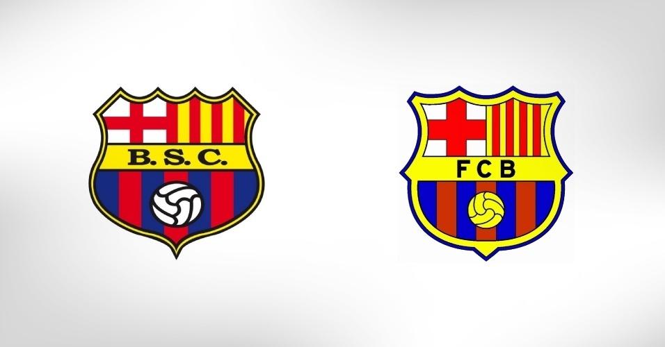 1d23c68bbabcb Fotos  Escudos parecidos no futebol mundial - 12 09 2013 - UOL Esporte
