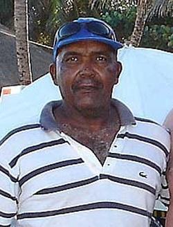 César, ex-goleiro do Corinthians