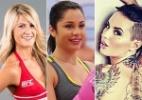 De atriz pornô a ex-BBB, conheça gatas que já fisgaram lutadores de MMA