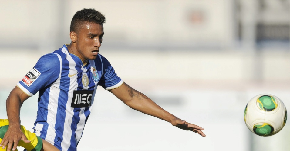01.09.2013 - Danilo, lateral direito do Porto
