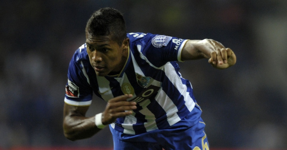 14.09.2013 - Alex Sandro, lateral esquerdo do Porto