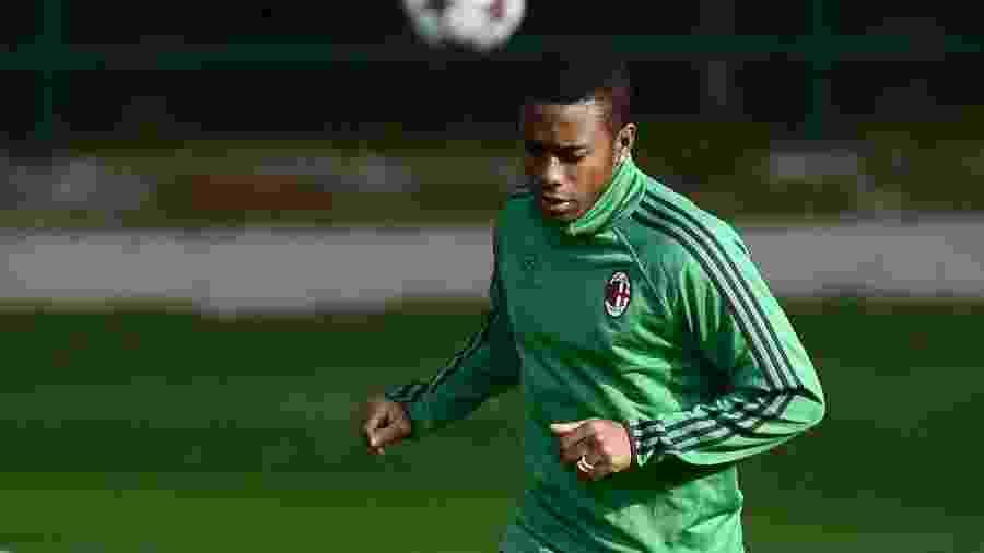 Robinho era jogador do Milan em 2013, quando aconteceu o caso - Olivier Morin/AFP