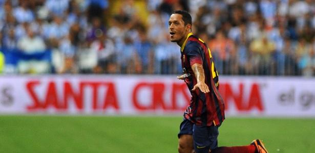 Adriano teria usado empresa em sua ida ao Barça
