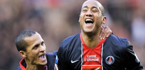 Passagem de Souza pelo Paris Saint-Germain durou menos de seis meses