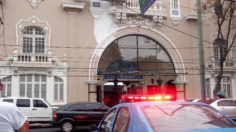 Vasco criticou juiz por execução de dívidas trabalhistas - Renan Rodrigues/UOL