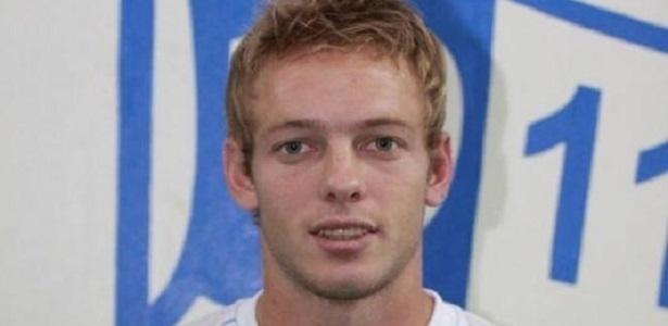 Moisés, volante de 18 anos que deixa o Lajeadense e vai para o Grêmio  - Divulgação/Site oficial do Lajeadense