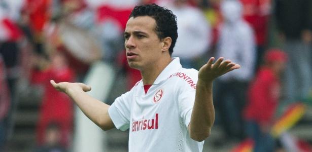 Internacional pediu 14 milhões de euros (aproximadamente R$ 44 milhões) por seu centroavante - Vinícius Costa/ Preview.com