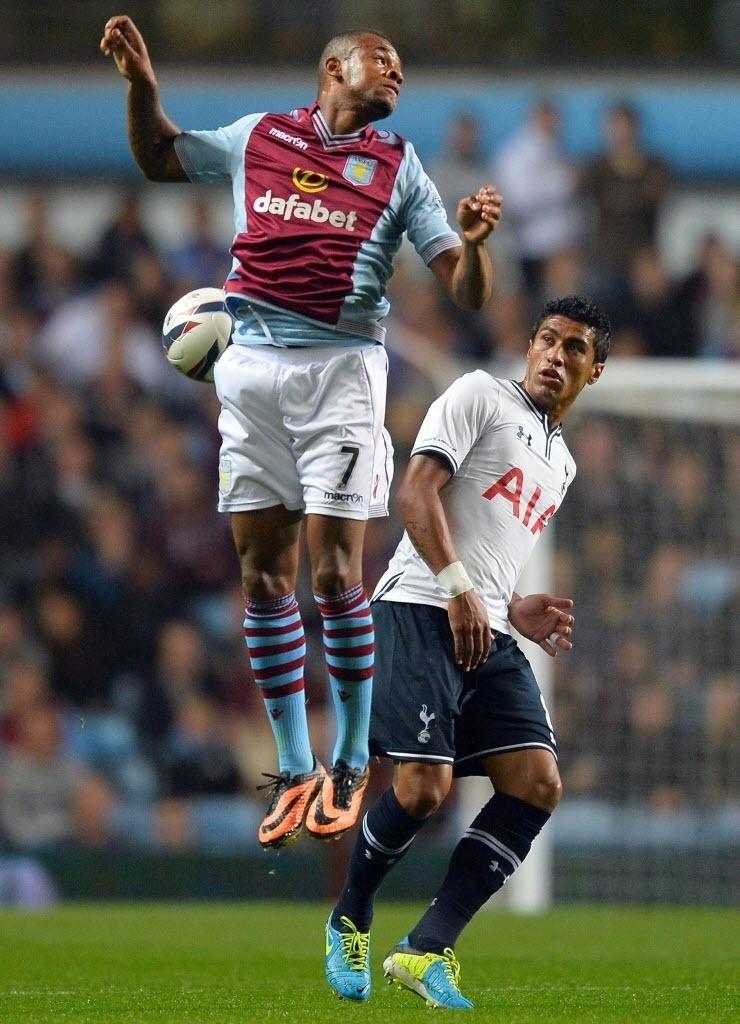 Paulinho e Ramires marcam e classificam Tottenham e Chelsea na Copa da Liga  - 24 09 2013 - UOL Esporte 62ddfb1e4cc5c