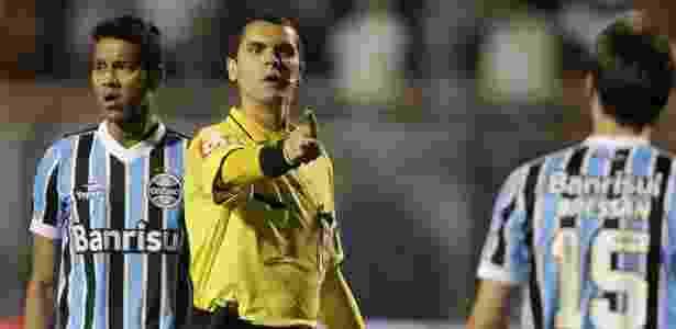 FMF nega pedido do Atlético-MG para vetar Ricardo Marques Ribeiro - Reinaldo Canato/UOL