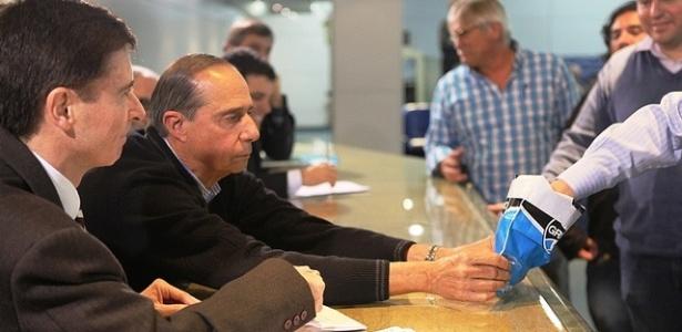 Grêmio escolhe no próximo sábado 180 novos conselheiros e suplentes em eleição histórica - Lucas Uebel/Grêmio FBPA