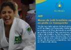 Musas do judô brasileiro sobem ao pódio no Cazaquistão - Reprodução/Facebook