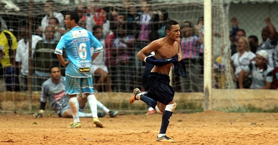 Vila Izabel, de Osasco, venceu o Napoli, da Vila Industrial, por 2 a 1