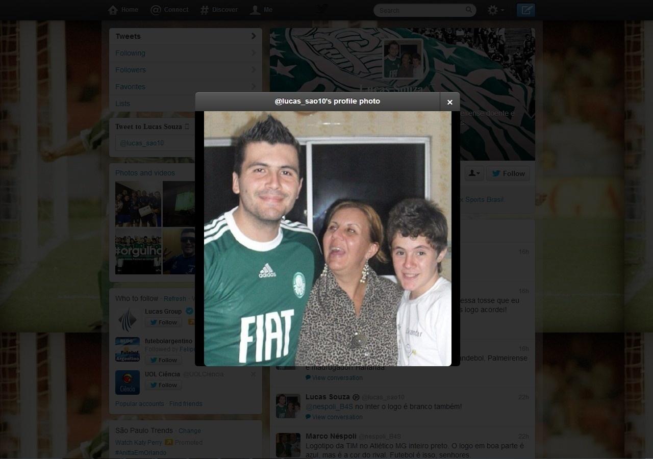 O atleta de handebol do São Caetano Lucas Souza morreu aos 24 anos após ter um ataque do coração