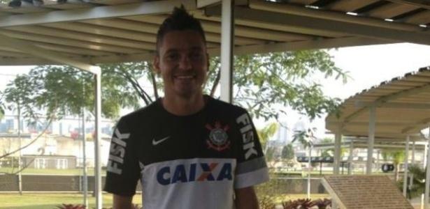 Diego Macedo tinha contrato até maio, e foi liberado sem maiores problemas pelo Corinthians