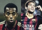 No videogame, Neymar é só o 11º melhor da Copa - Paul Ellis/AFP