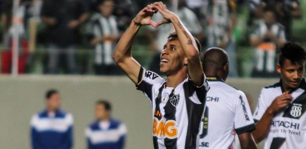 Lateral do Atlético foi convocado para a seleção em 2013, ainda com Mano Menezes
