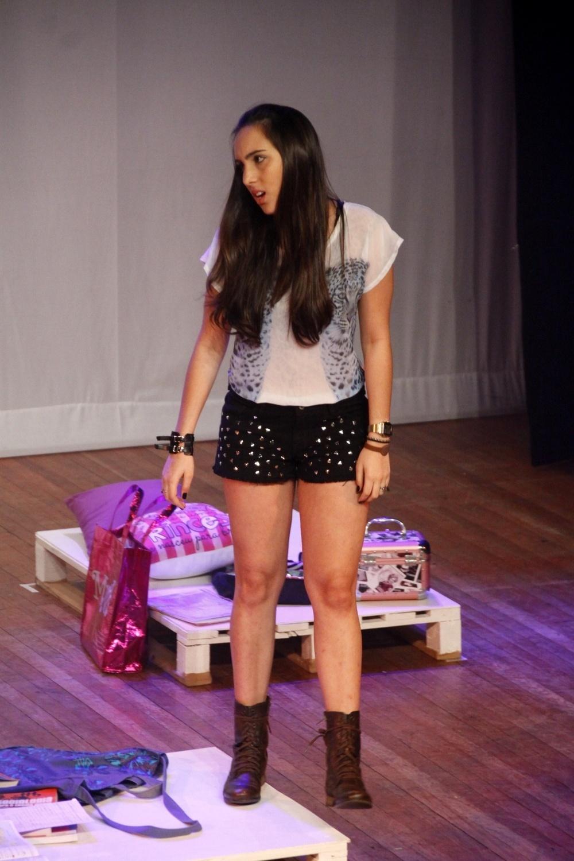 Carolina Sorrentino é filha de Edmundo