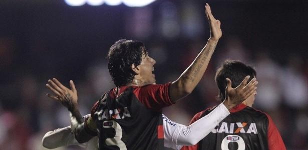Zagueiro Victor Ramos está emprestado pelo Monterrey, do México - Reinaldo Canato/UOL