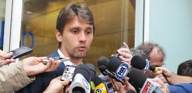 Paulo André voltou a criticar a gestão da CBF