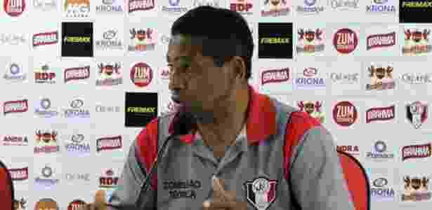 Zilmo José Nunes / Site oficial do Joinville