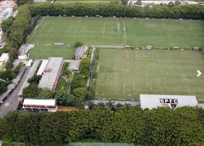 Centro de Treinamento do São Paulo será utilizado pela seleção dos EUA